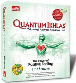 QUANTUM IKHLAS (Edisi Terbatas - Hard Cover & Full Color)