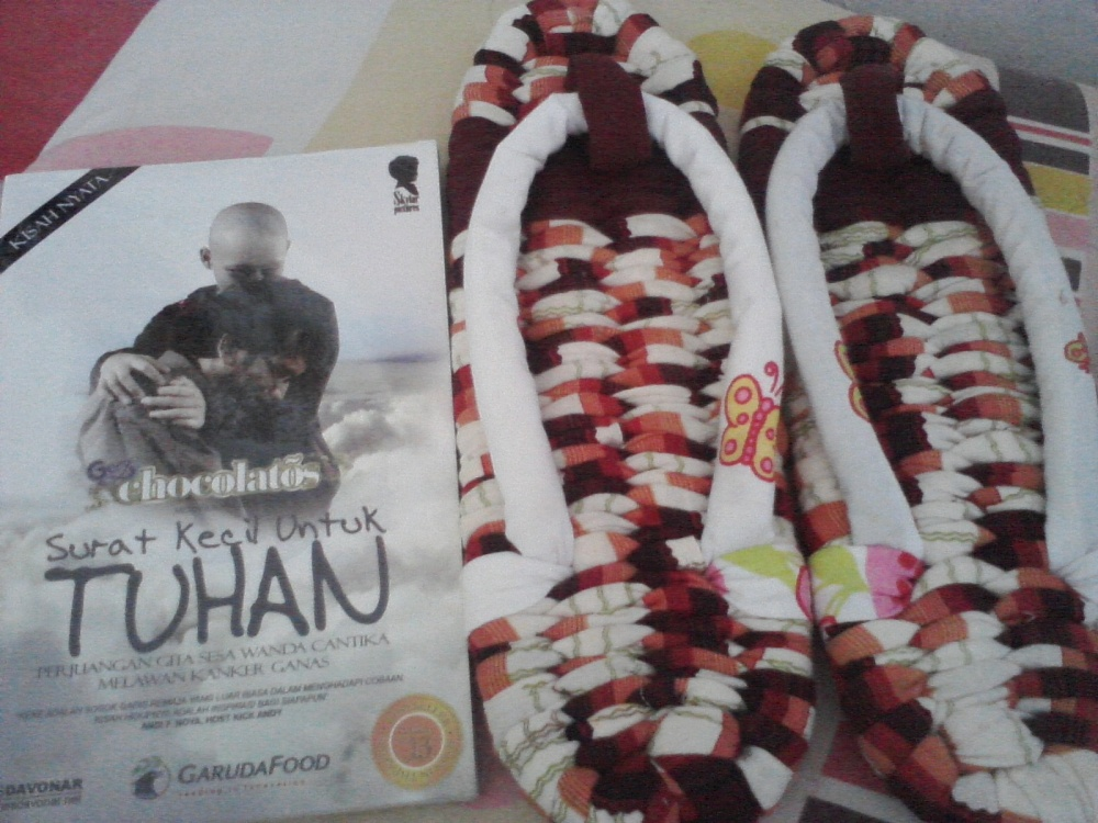Hadiah dari Teh Orin